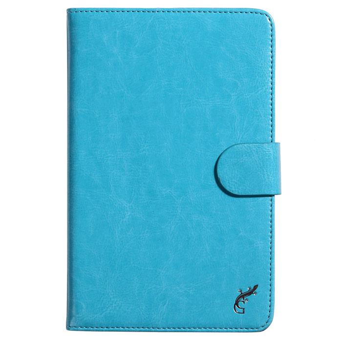"""G-Case Business универсальный чехол для устройств c диагональю 8"""", Light Blue"""