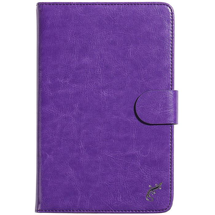 """G-Case Business универсальный чехол для устройств c диагональю 8"""", Purple"""