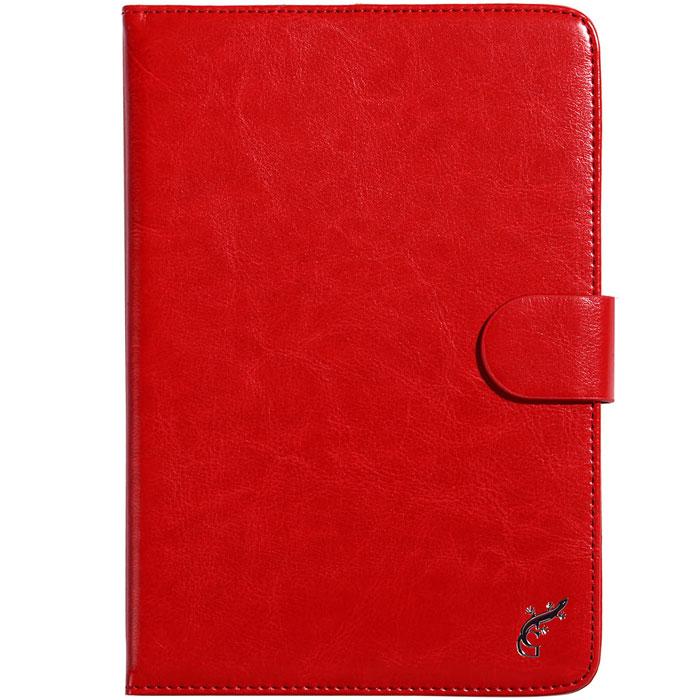 """G-Case Business универсальный чехол для устройств c диагональю 8"""", Red"""