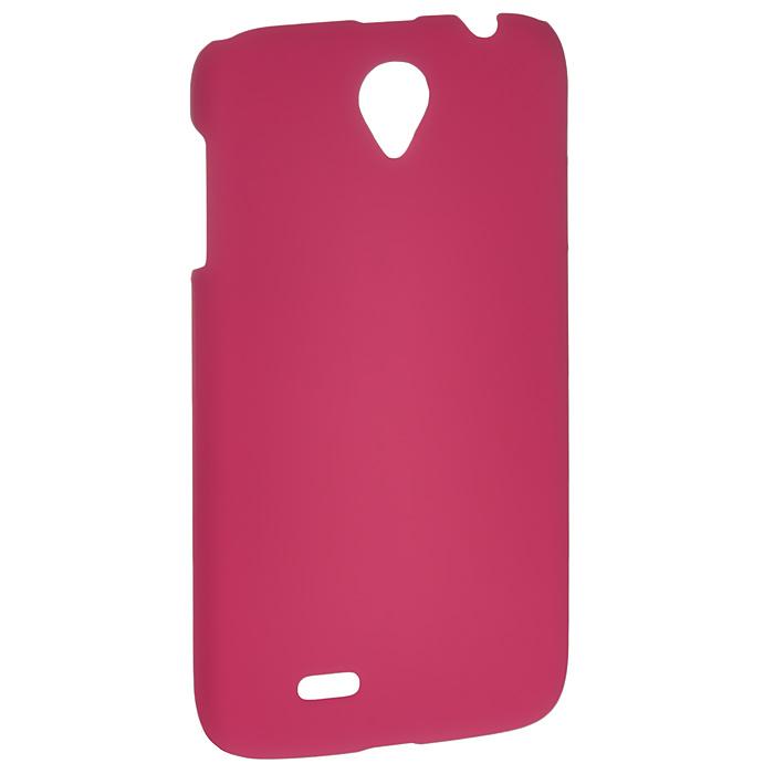 IT Baggage чехол для Lenovo A850 Quicksand, Pink lenovo lenovo a850 unicom 3g двойной карточки sim двойной резервный отправленные 5 5 дюймовый стальной мембраны