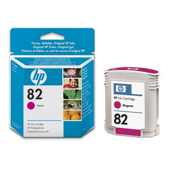 Картридж HP 82 (C4912A), пурпурный цена
