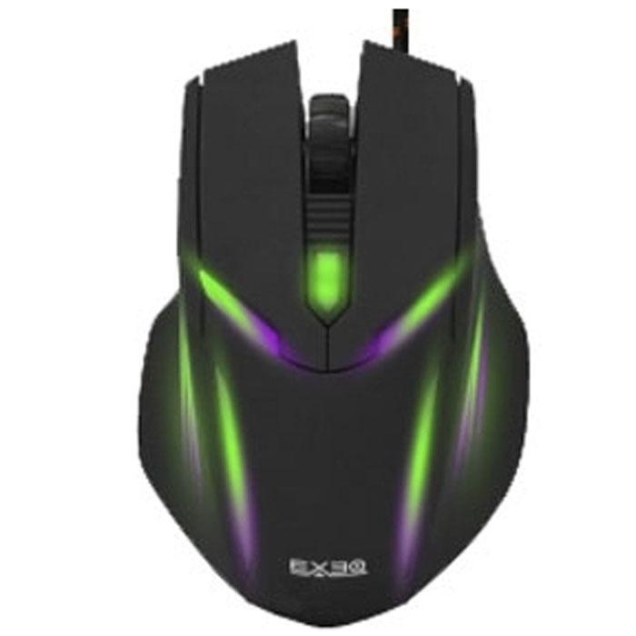 EXEQ MM-502, Black игровая мышь игры для приставки exeq net