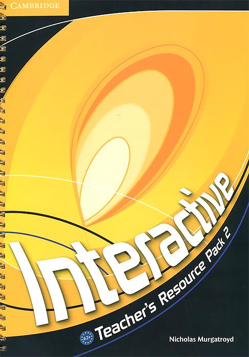Interactive: Level 2: Teacher's Resource Pack kester dodgson l grammar trainer 3 photocopiable resource book elementary pre intermediate a2 b1