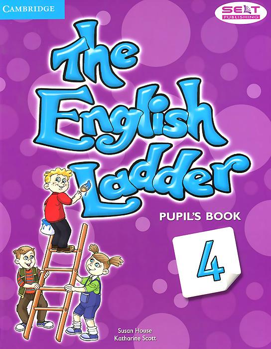 цены на The English Ladder: Level 4: Pupil's Book в интернет-магазинах