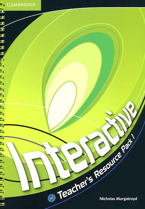 Interactive: Level 1: Teacher's Resource Pack kester dodgson l grammar trainer 3 photocopiable resource book elementary pre intermediate a2 b1