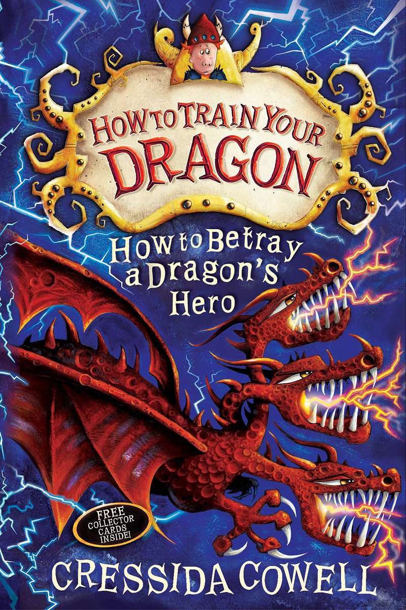How to Betray a Dragon's Hero a traitor in the family