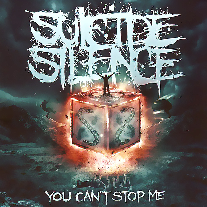 Suicide Silence Suicide Silence. You Can't Stop Me майка print bar suicide silence