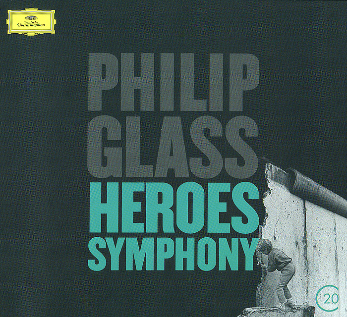 лучшая цена Philip Glass. Heroes Symphony