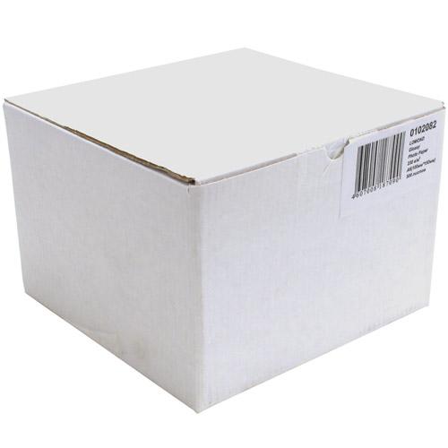 Lomond C0017886S8NC (1103105) фотобумага1103105Суперглянцевая ярко-белая (Super Glossy Bright) микропористая фотобумага для струйной печати Lomond Premium Photo Paper. Микропористое покрытие обеспечивает столь же высокое качество печати, как и традиционная фотография. Себестоимость отпечатков на бумаге Lomond Premium Photo c использованием картриджей Lomond – ниже, чем стоимость отпечатков, получаемых по традиционной технологии с использованием химических реактивов. Благодаря полиэстеровому покрытию бумажной основы бумага Lomond Premium Photo совершенно не подвержена короблению после прохода через принтер даже при самой интенсивной «заливке» чернилами. Модификация Super Glossy по фактуре поверхности наиболее близка к традиционной «химической» фотобумаге. Отпечатки отличаются высоким глянцем. Рекомендуем!