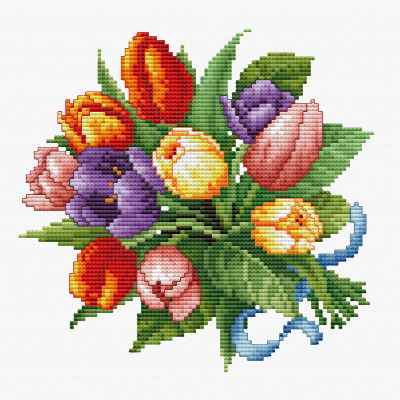 тягово-сцепное картинки цветки крестиком обычно пользуюсь