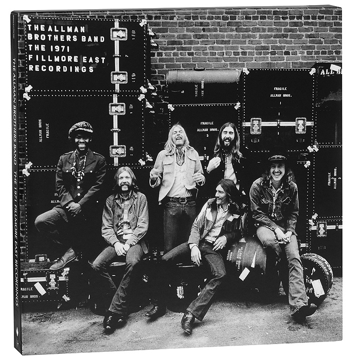 The Allman Brothers Band The Allman Brothers Band. The 1971 Fillmore East Recordings (4 LP) все цены