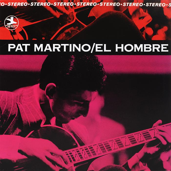 Фото - Пэт Мартино Pat Martino. El Hombre (LP) финишный гвоздь swfs свфс din1152 1 8х40 25кг тов 041025