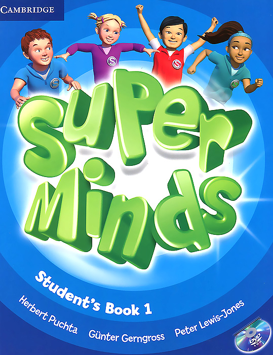 Super Minds: Level 1: Student's Book (+ DVD-ROM) today level 3 teacher s book dvd rom