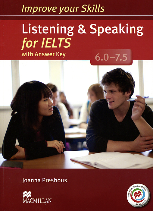Listening & Speaking for IELTS 6.0-7.5: Student's Book with Answer Key (+ 2 CD-ROM) new insight into ielts workbook pack audio cd