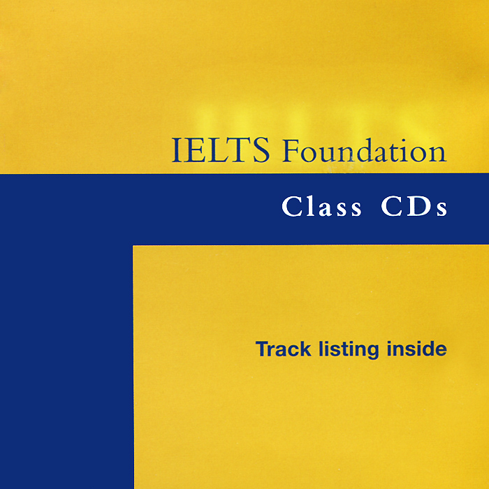 IELTS Foundation: Class CDs (аудиокурс на 2 CD) interactive level 4 class audio cds аудиокурс на 3 cd page 5 page 2