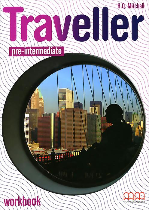 Traveller Pre-intermediate: Workbook (+CD) traveller intermediate b1 student s book
