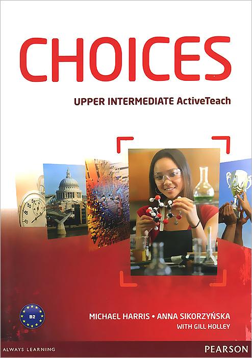 Choices: Upper Intermediate: Active Teach (+ буклет) lifestyle pre intermediate active teach