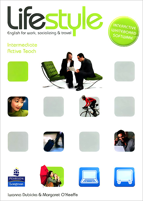 Lifestyle: Intermediate: Active Teach roy norris ready for cae coursebook with key