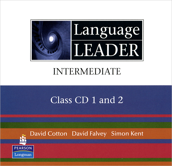 Language Leader: Intermadiate: Class CD 1 and 2 (аудиокурс на 2 CD) schritte 2 niveau a1 2 kursbuch аудиокурс на cd 1 2