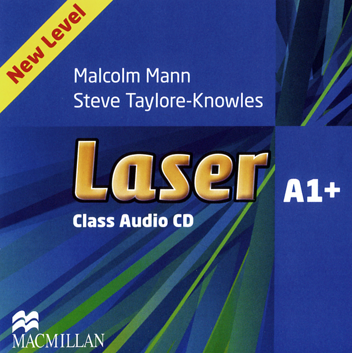 Laser A1+:  Class Audio CD (аудиокурс CD) Macmillan Education