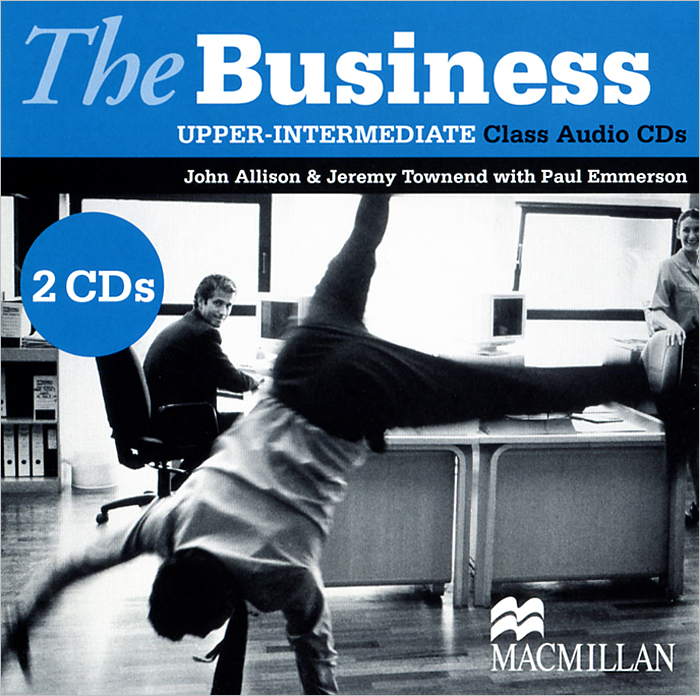 The Business: Upper-Intermediate Level (аудиокурс на 2 CD) the mask of zorro level 2 cd