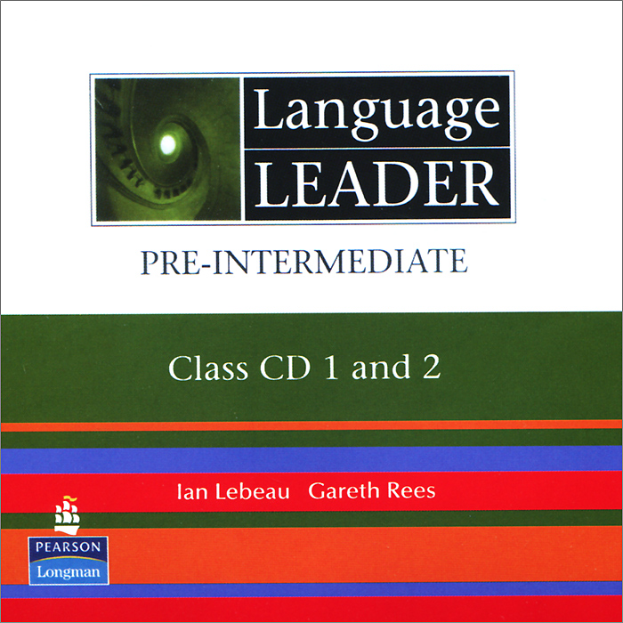 Language Leader: Pre-Intermediate: Class CDs (аудиокурс на 2 CD) market leader pre intermediate course book with test file аудиокурс на 2 cd