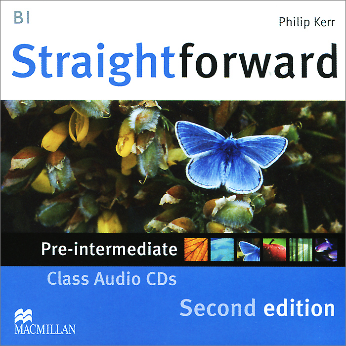 Straightforward: Pre-Intermediate: Class Audio CDs (аудиокурс на 2 CD) in company upper intermediate class audio cds аудиокурс на 4 cd