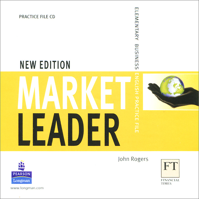 Market Leader: Elementary: Practice File (аудиокурс CD) lansford lewis market leader 3ed advanced test file isbn 9781408219638