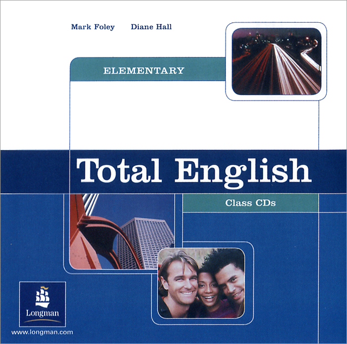 Total English: Elementary (аудиокурс на 2 CD) н н мирошникова english speaking coursebook for adults аудиокурс cd