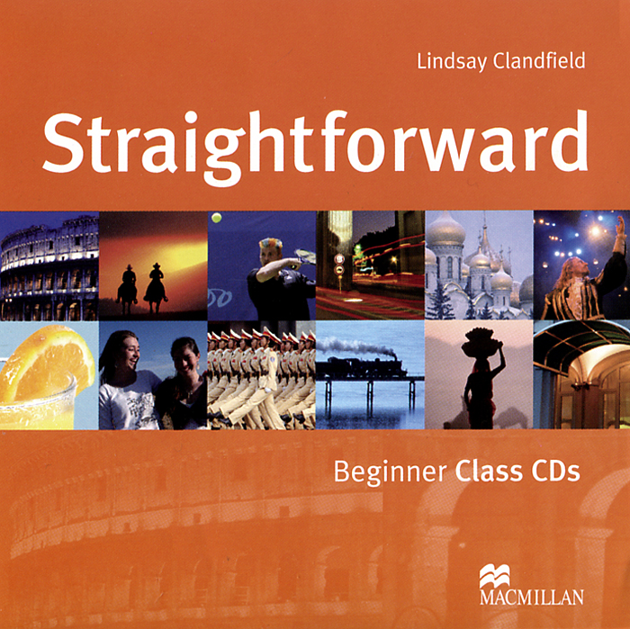 Straightforward: Class CDs: Beginner Level (аудиокурс на 2 CD) interactive level 4 class audio cds аудиокурс на 3 cd page 5 page 2