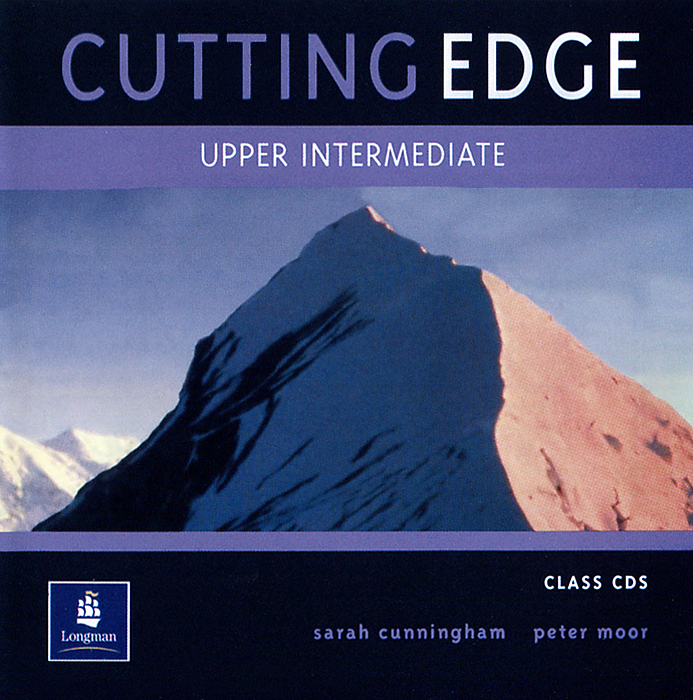 Cutting Edge: Upper Intermediate: Class CDs (аудиокурс на 2 CD) first trainer audio cds аудиокурс на 4 cd