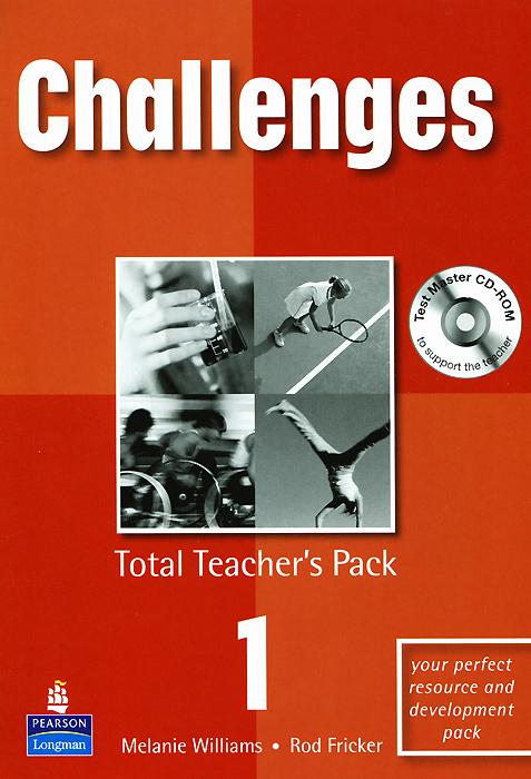 Challenges 1: Total Teacher's Pack (+ CD-ROM)