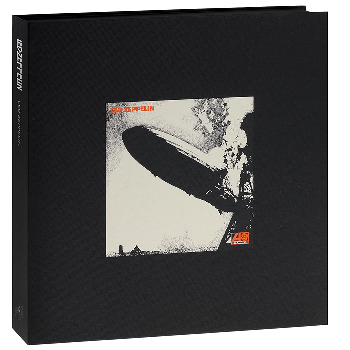 Led Zeppelin Led Zeppelin. Super Deluxe Edition (2 CD + 3 LP) kinfire k700 7 led 3500lm 5 mode white flashlight black 3 x 18650 26650