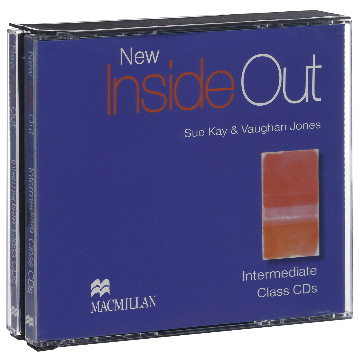 New Inside Out: Class CDs: Intermediate Level (аудиокурс на 3 CD) new inside out advanced workbook cd rom