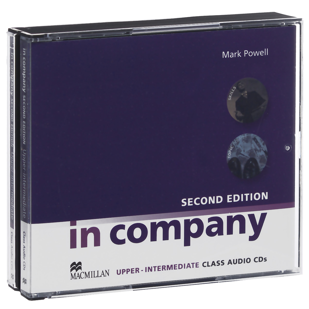 In Company: Upper-Intermediate: Class Audio CDs (аудиокурс на 4 CD) mascull b business vocabulary in use elemtntary to pre intermediate second edition