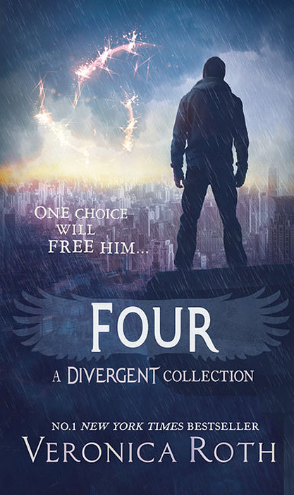 Four: A Divergent Collection veronica roth the initiate a divergent story