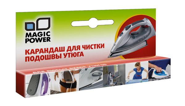 Мелок для чистки подошвы утюга Magic Power аксессуар карандаш для чистки утюга magic power mp 611