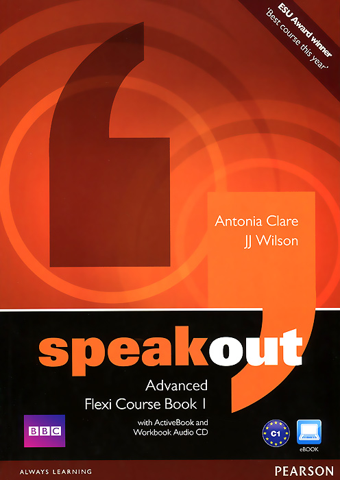 Speakout: Advanced: Flexi Course Book 1 (+ 2 CD-ROM) speakout elementary flexi course book 2 2 cd rom