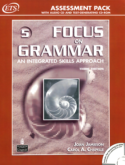 Focus on Grammar 5: An Integrated Skills Approach (+ 2 CD-ROM) writing a college handbook 3ed – diagnostic achievement tests pr only