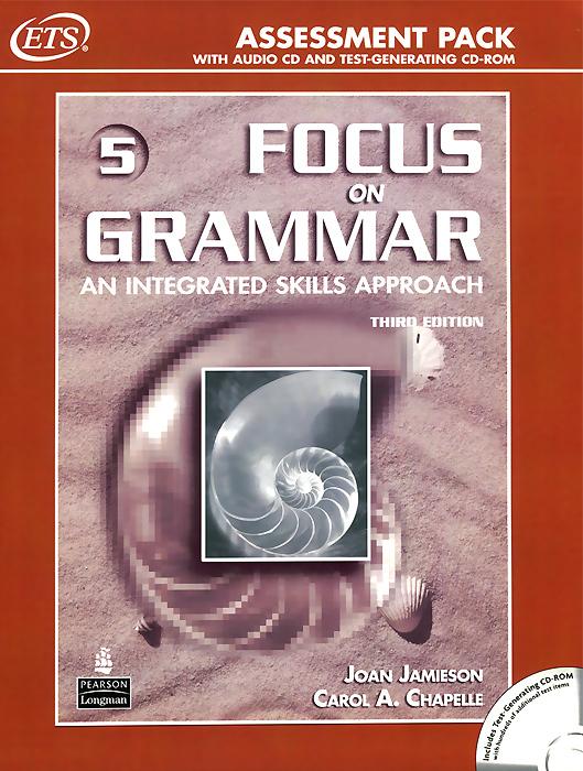 Focus on Grammar 5: An Integrated Skills Approach (+ 2 CD-ROM) focus on grammar 1 5 interactive instructor access card