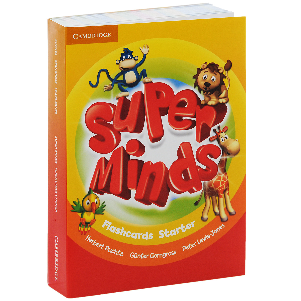 Super Minds: Flashcards Starter (набор из 78 карточек) english world 2 flashcards набор из 140 карточек