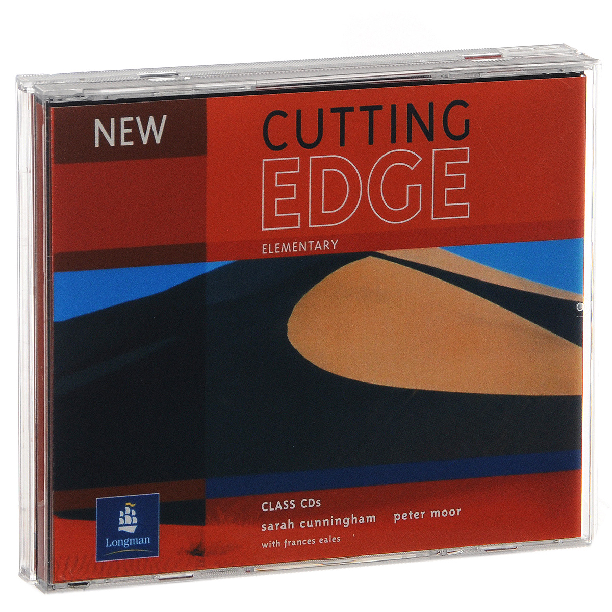 New Cutting Edge: Elementary: Class CDs (аудиокурс на 2 CD)