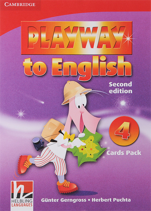 Playway to English 4: Flash Cards (набор из 106 карточек) playway to english level 2 cards pack