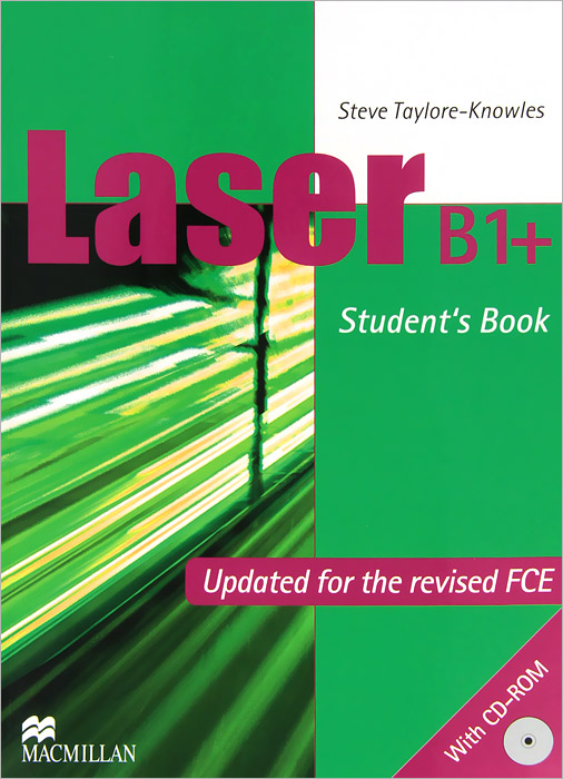 Laser: Student's Book: Level B1+ (+ CD-ROM) chiaro level b1 libro cd rom cd audio