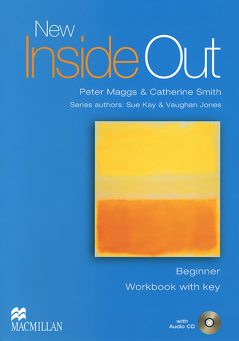 New Inside Out: Workbook with Key: Beginner Level (+ CD) new inside out advanced workbook cd rom