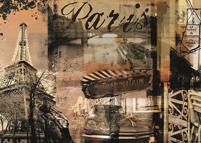 Ravensburger Воспоминание о Париже. Пазл, 1000 элементов недорого