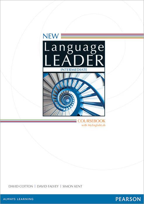 New Language Leader: Intermediate: Coursebook with MyEnglishLab new language leader pre intermediate coursebook