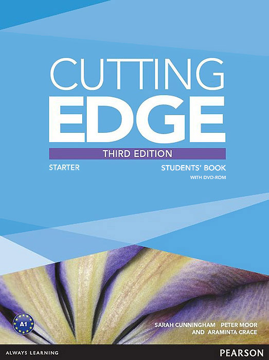 Cutting Edge: Starter: Students' Book (+ DVD-ROM) moor peter cutting edge advanced students book