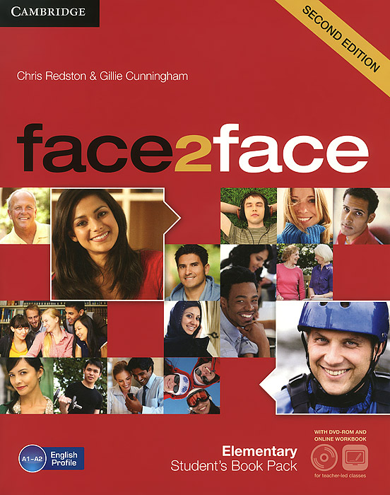 Face2Face: Elementary Student's Book (+ DVD-ROM) the business 2 0 teacher s book c1 advanced level dvd rom