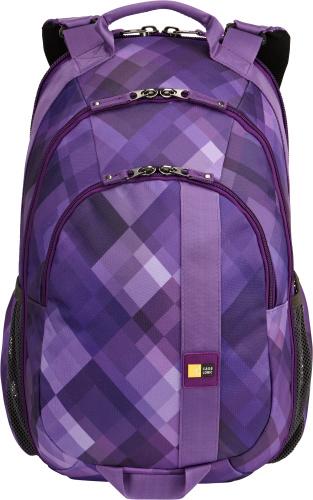 Рюкзак классический Case Logic, цвет: фиолетовый. BPCA-115PP